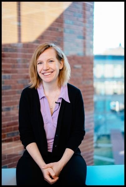 Amy Wagers Harvard
